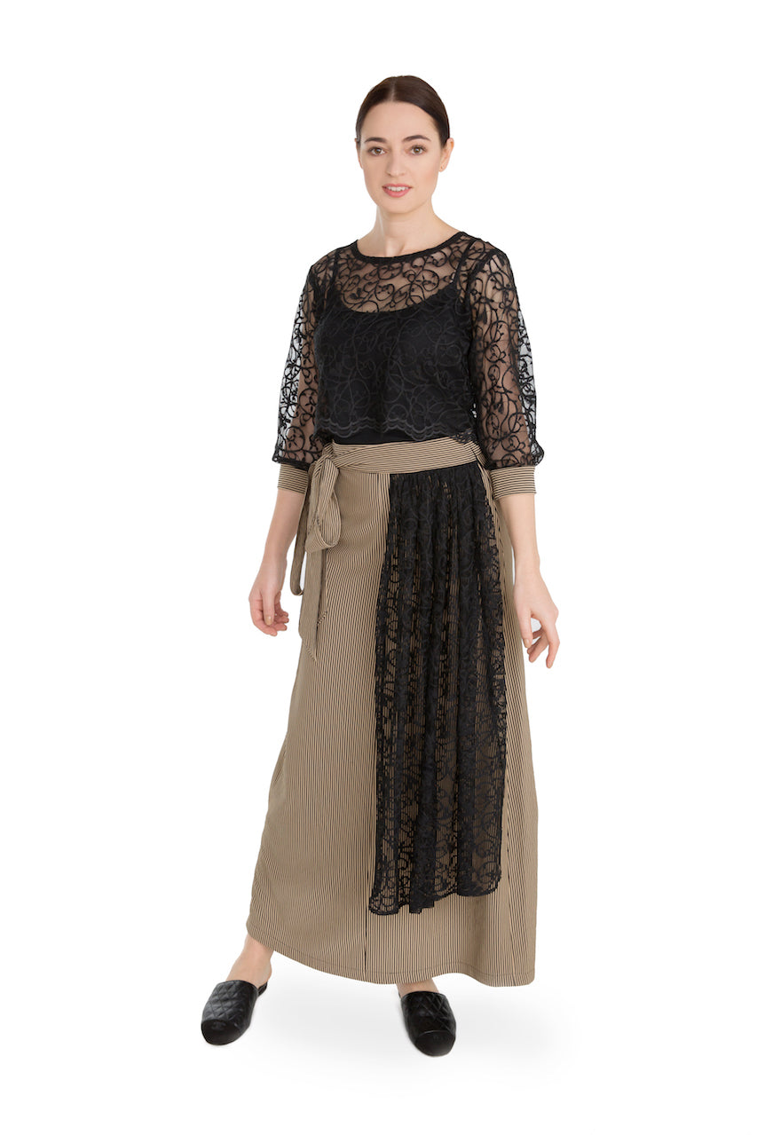 Co-orde Top And Skirt