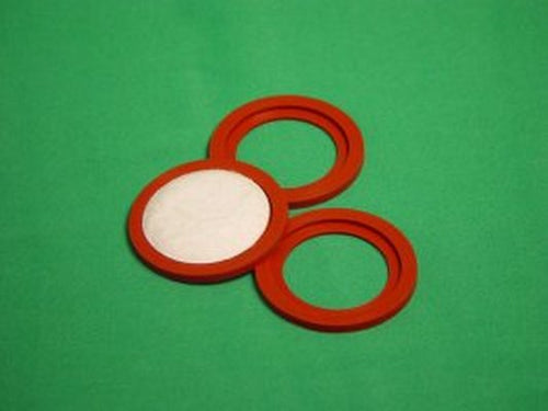 SPE - 47mm Fluorosilicone Sealing Gasket for O/G, 2pk