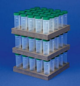 Rack for 50mL Cups, foam, 25 Place, 5pk