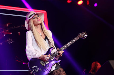 ORIANTHI ANNOUNCES NEW SOLO ALBUM