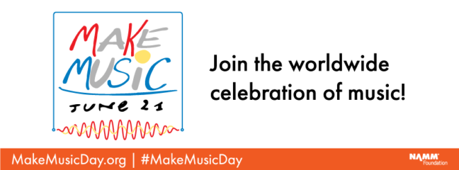 AUSTRALIANS GETTING INTO THE MAKE MUSIC DAY SPIRIT FOR JUNE 21