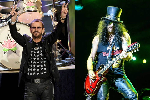 Ringo Starr, Slash Gear Up for Morrison Hotel Gallery Virtual Festival