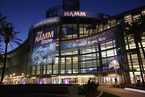 Weekend Warriors a Big Hit at NAMM! New Locations to be announced soon!
