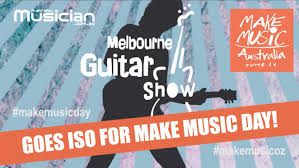 MISSED OUR ISO MELBOURNE GUITAR SHOW? WATCH IT HERE!