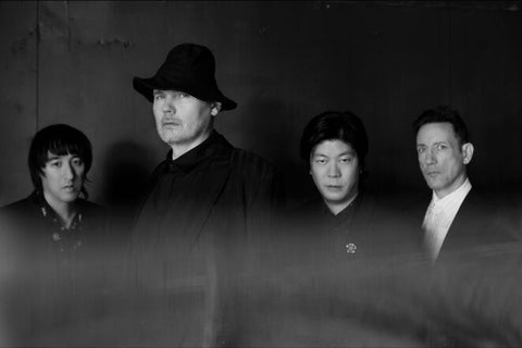 THE SMASHING PUMPKINS RELEASE DOUBLE ALBUM 'CYR'