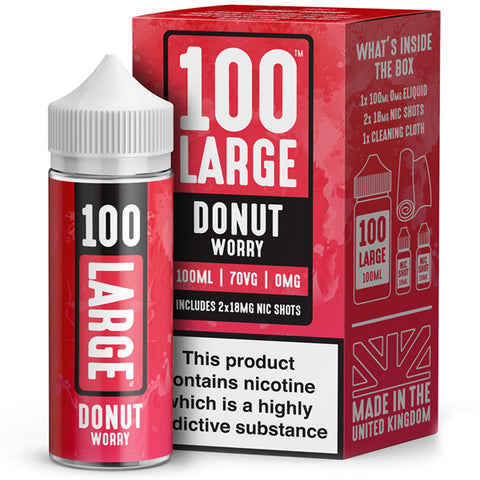 Donut Worry - 100 Large