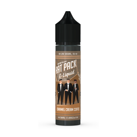 Caramel Cream Coffee - Rat Pack