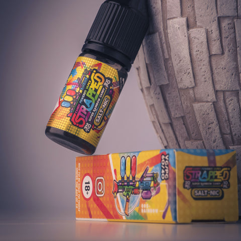 Super Rainbow Candy Nic Salt - Strapped