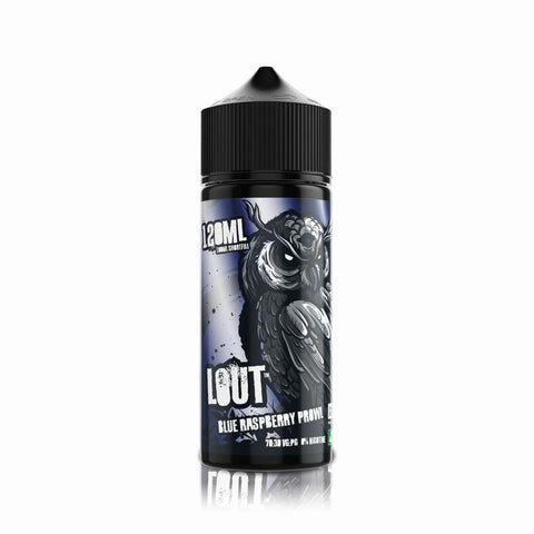 Blue Raspberry Prowl 100ml - LOUT