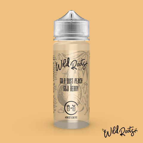 Gold Dust Peach + Goji Berry - Wild Roots