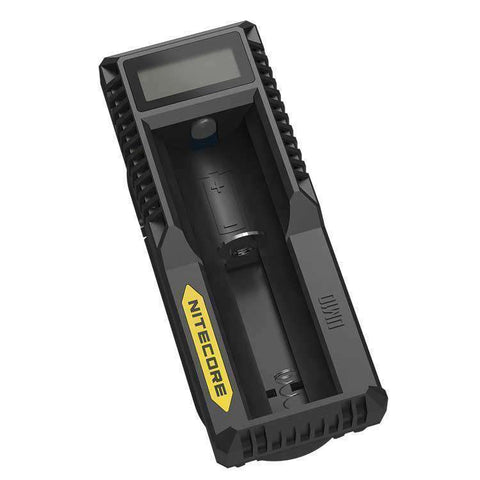 Nitecore UM10 Battery Charger - Single Bay
