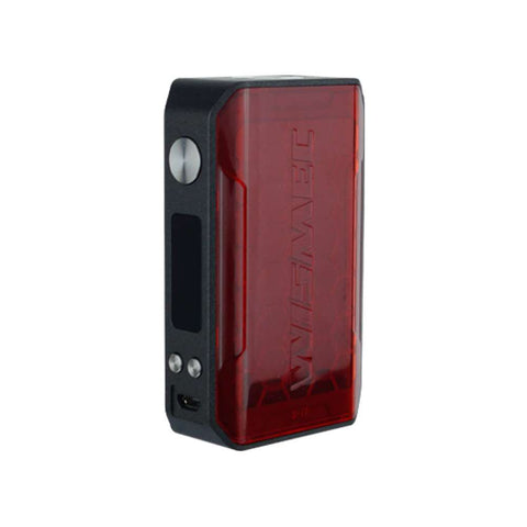 Wismec Sinuous V200 Mod - Red and Black