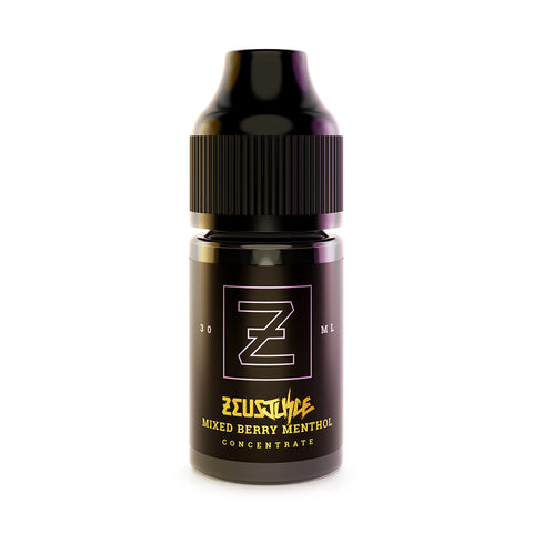 Mixed Berry Menthol Concentrate - Zeus Juice DIY