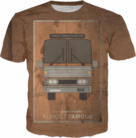 Almost Famous Movie Poster - TShirtsRUS.co