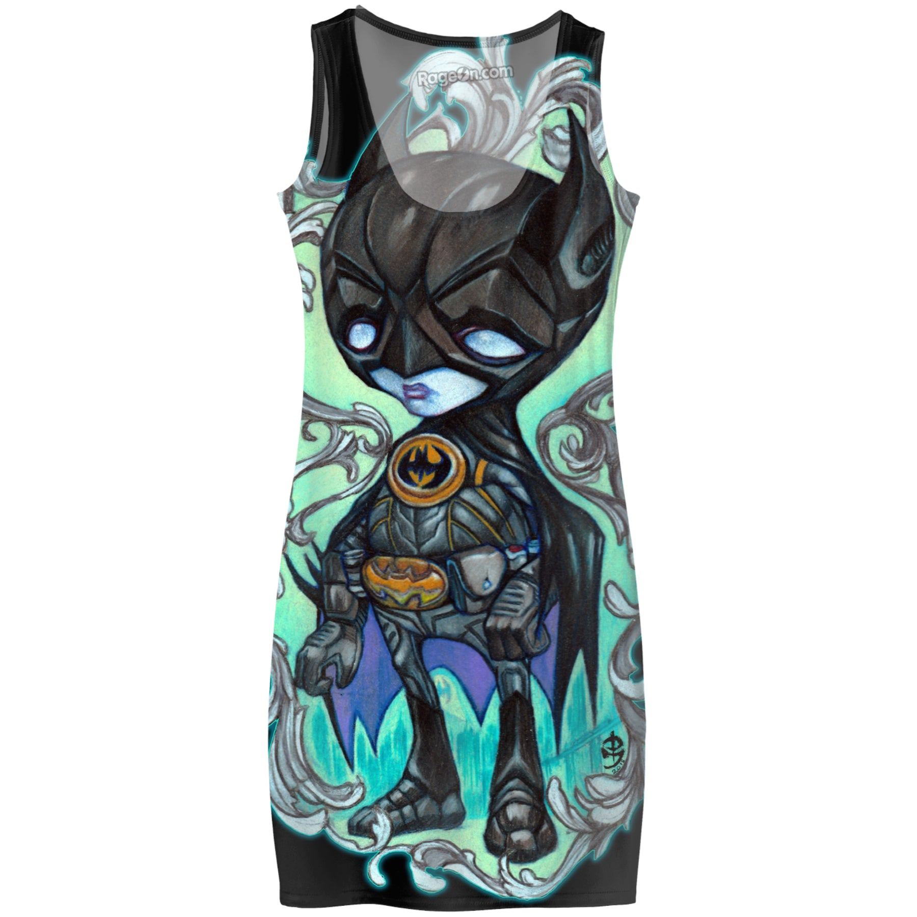 Batboy Dress