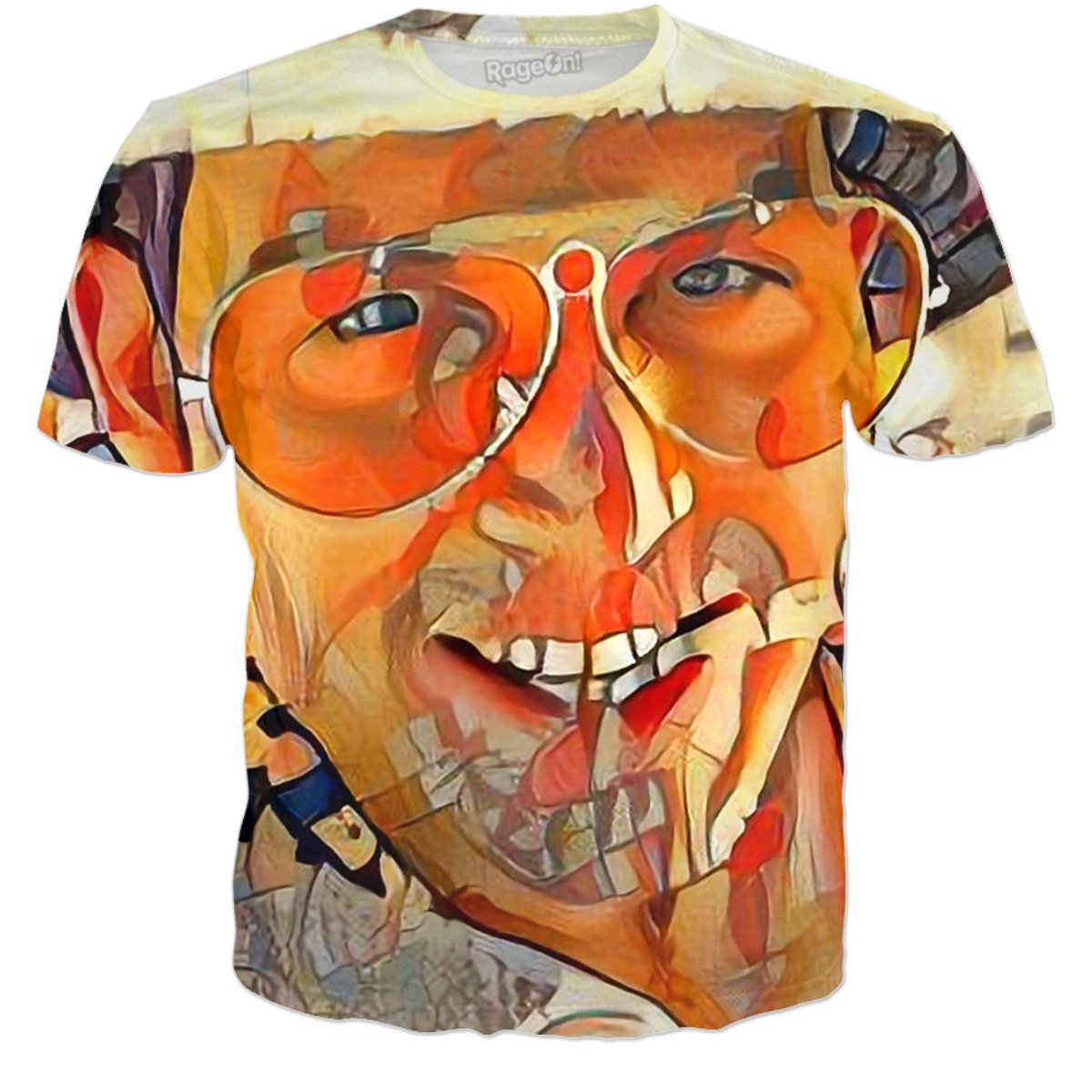 Fear And Loathing T Shirt - TShirtsRUS.co