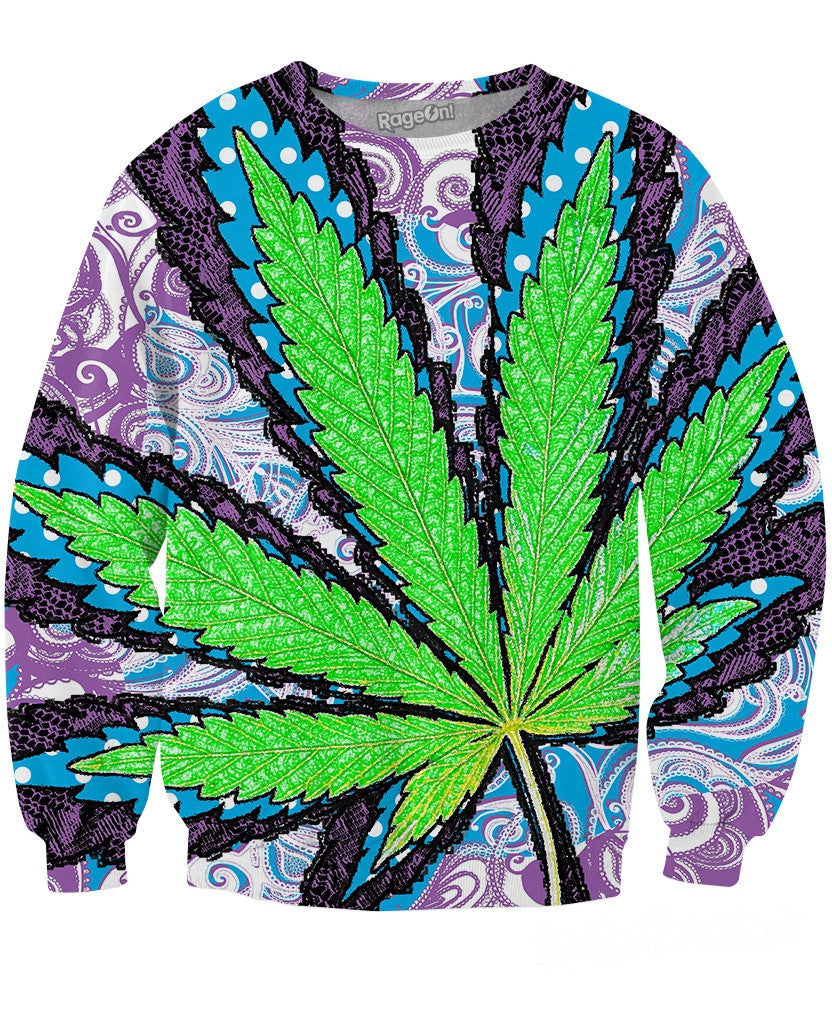 Berry Jane Crewneck Sweatshirt - TShirtsRUS.co