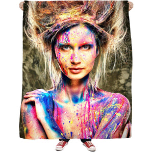 Color Girl Blanket