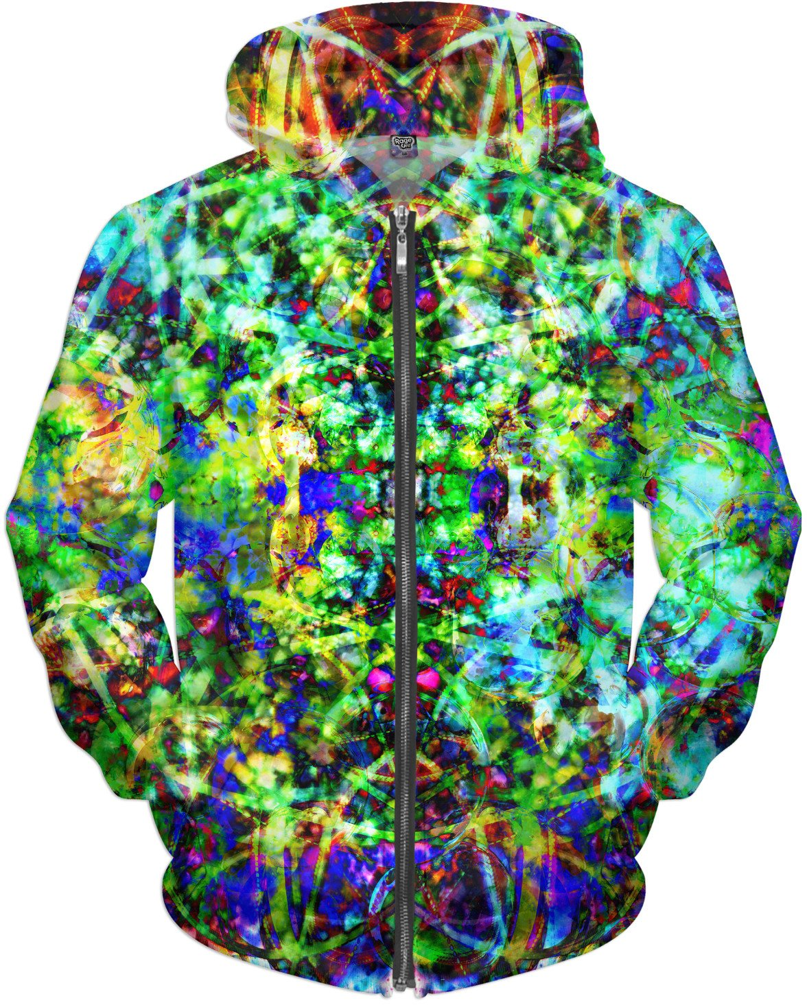 Contemporary Light Portal 12 Hoodie - TShirtsRUS.co