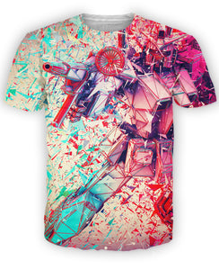3D Transformers T-Shirt - TShirtsRUS.co
