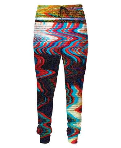 Color Static Sweatpants - TShirtsRUS.co