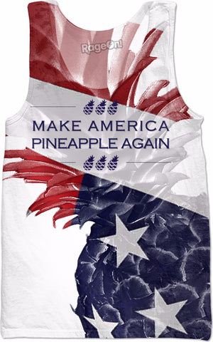 Make America Pineapple Again Tank Top