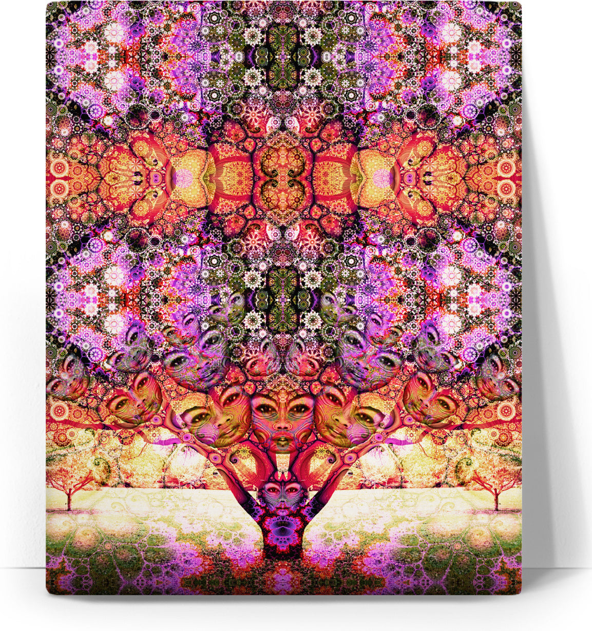 Goddess Tree - Canvas
