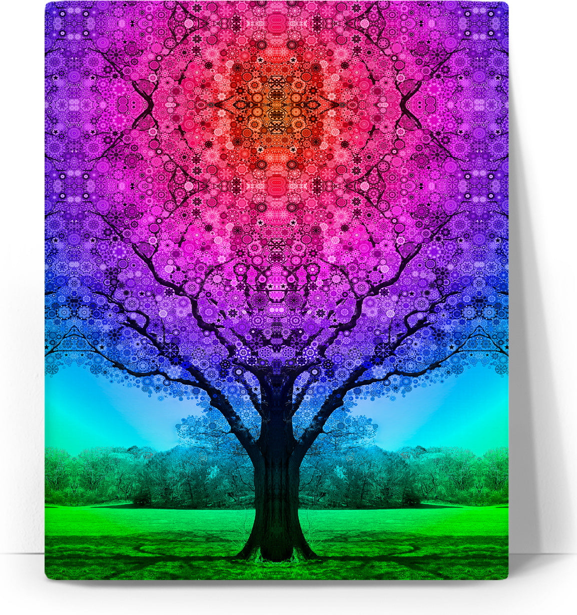 Star Tree - Canvas