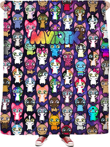 MVTRTK SPACE KITTY Blanket