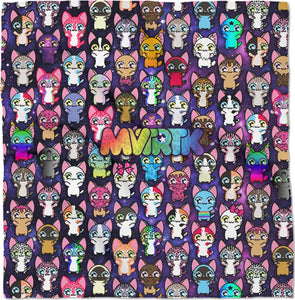 MVTRTK SPACE KITTY Bandana