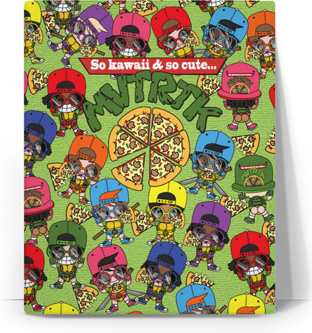 MVTRTK PIZZA Canvas