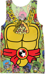 MVTRTK PIZZA Tank Top