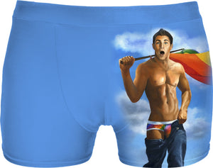 Rainbow Pride Cheesecake Boy Underwear