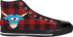 Babe the Blue Ox High Tops