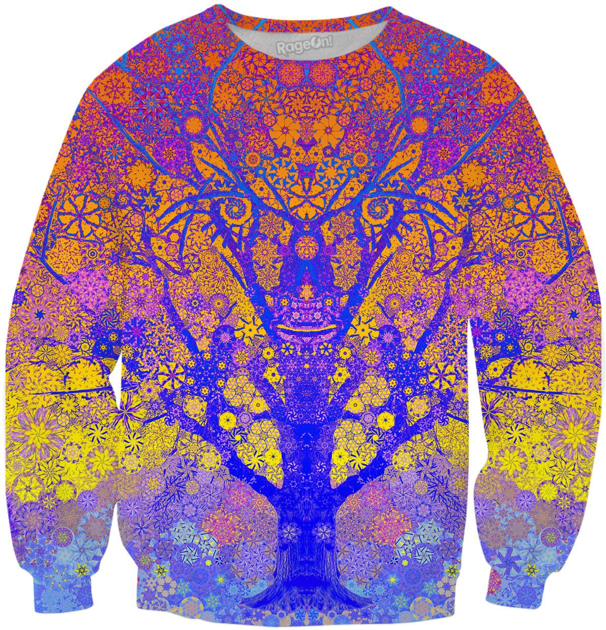 Fantastic Trip Tree Sweatshirt - TShirtsRUS.co