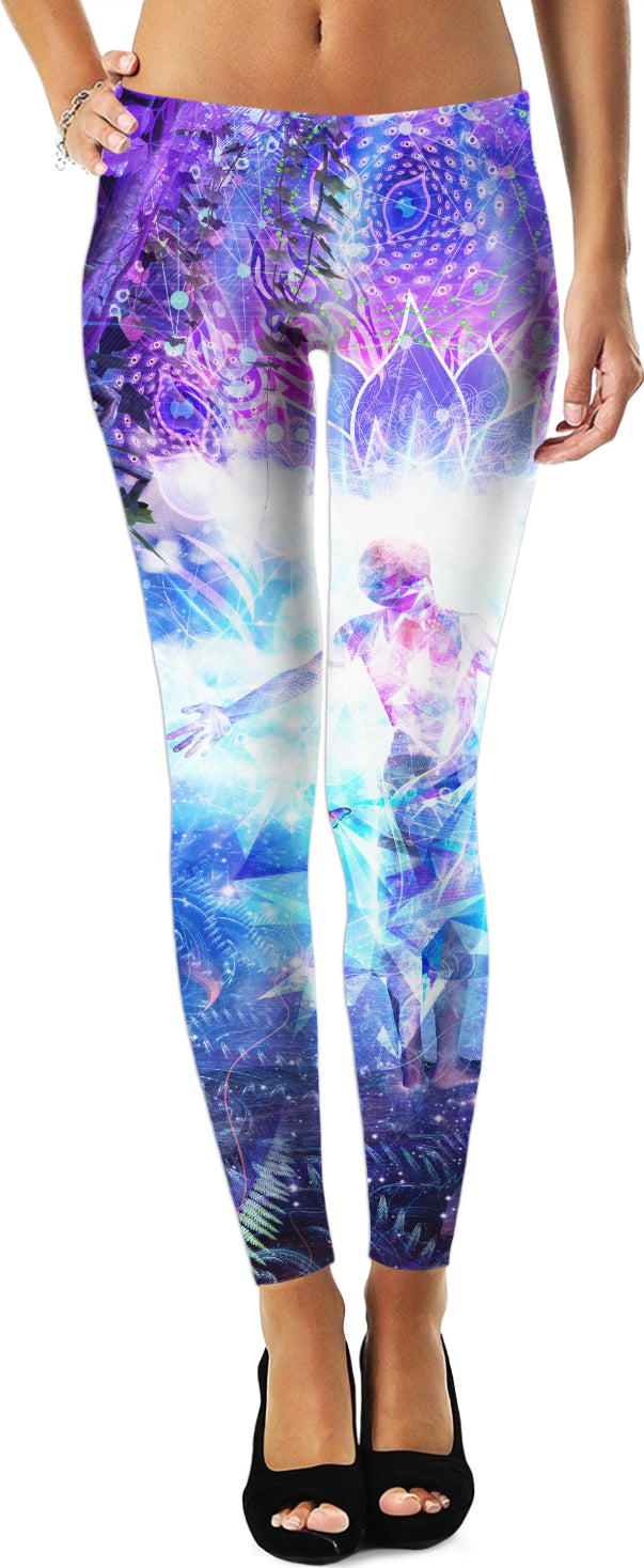Awaken Leggings - TShirtsRUS.co