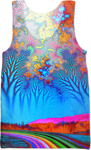Road to Forever Tank Top