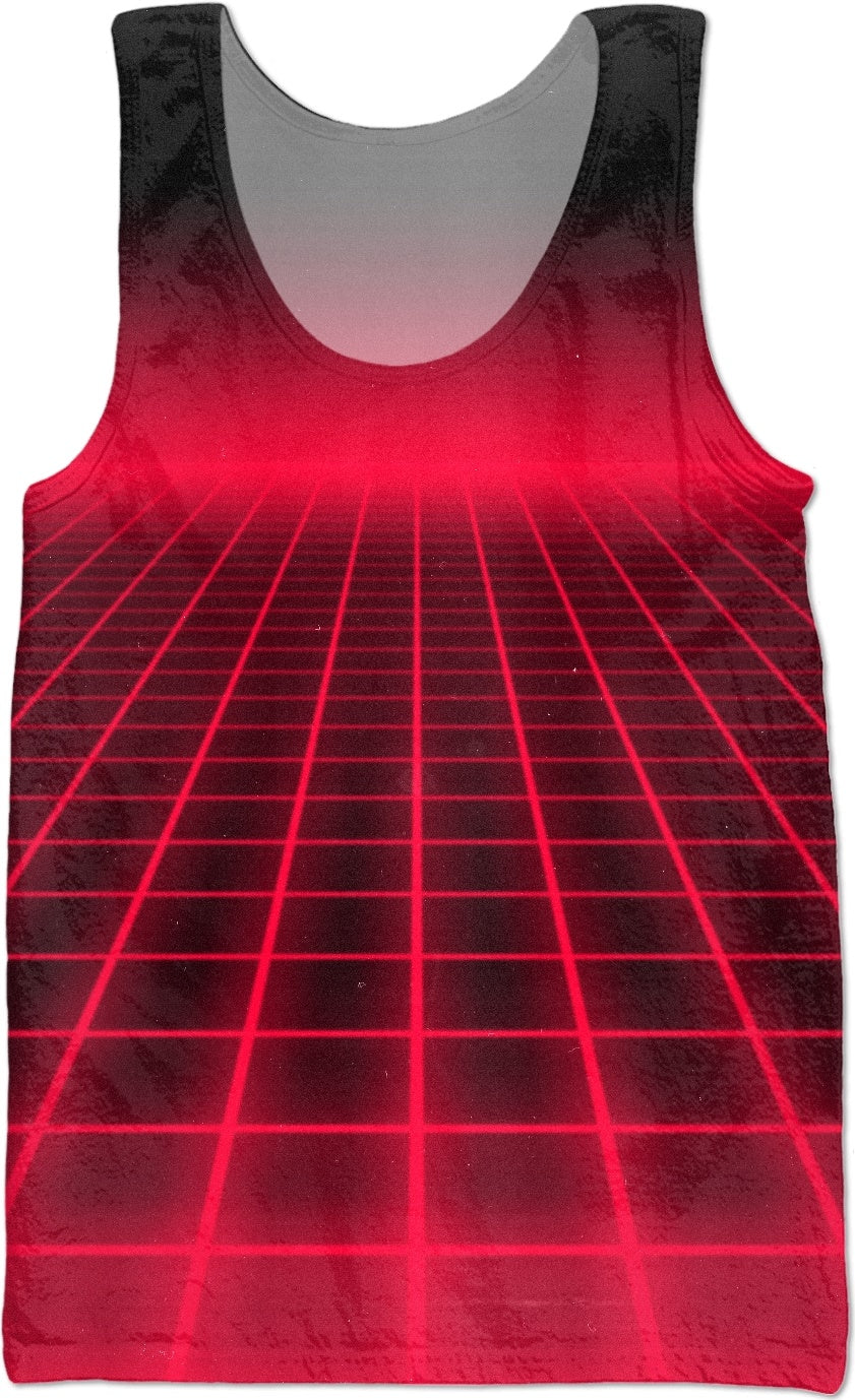 The Grid Tank Top