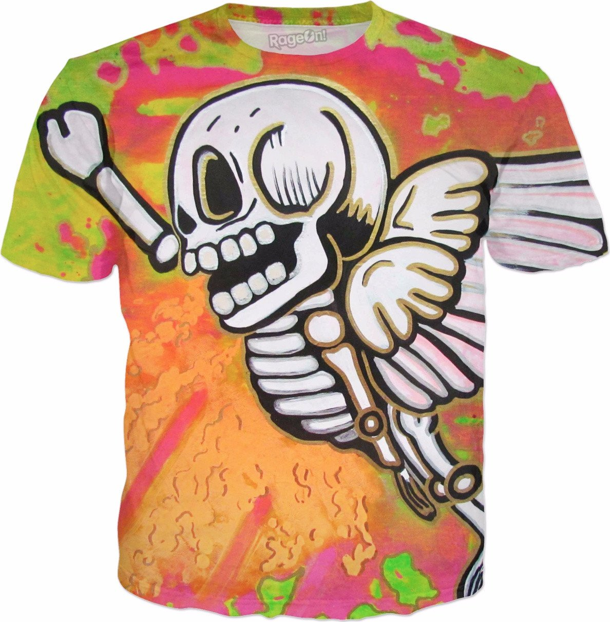 AGA SUPER BONES - TShirtsRUS.co