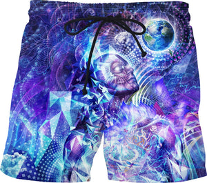 Transcension - Swim Shorts