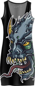 Demon Skull Dress - TShirtsRUS.co