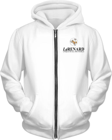 Flower of life logo & legend - LaRenard  Sportswear - Hoodie & Tank Top