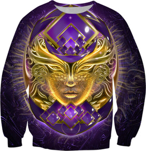 Purple Dream Sweatshirt