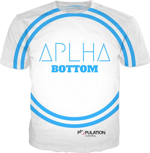 ALPHA BOTTOM - TShirtsRUS.co