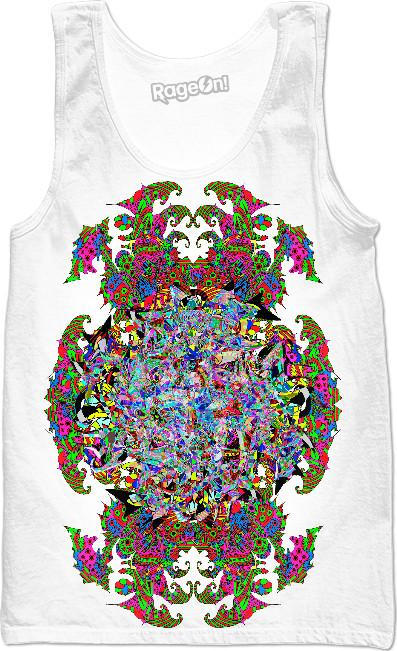 Creating New Planets Tank Top - TShirtsRUS.co