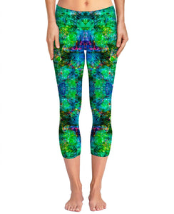 Caterpillar Portal Hexa 2 Yoga Pants #4 - TShirtsRUS.co