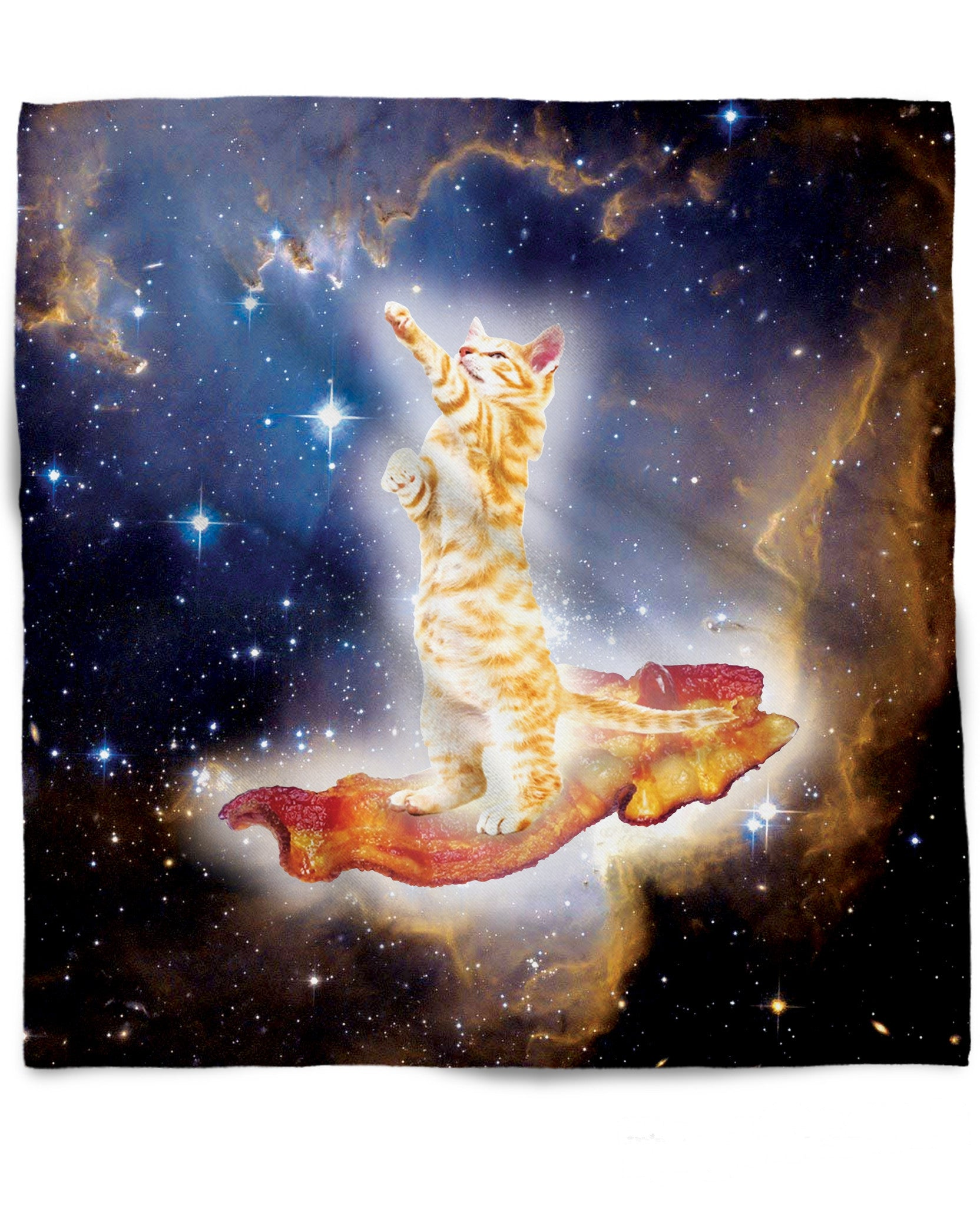 Bacon Cat Bandana - TShirtsRUS.co