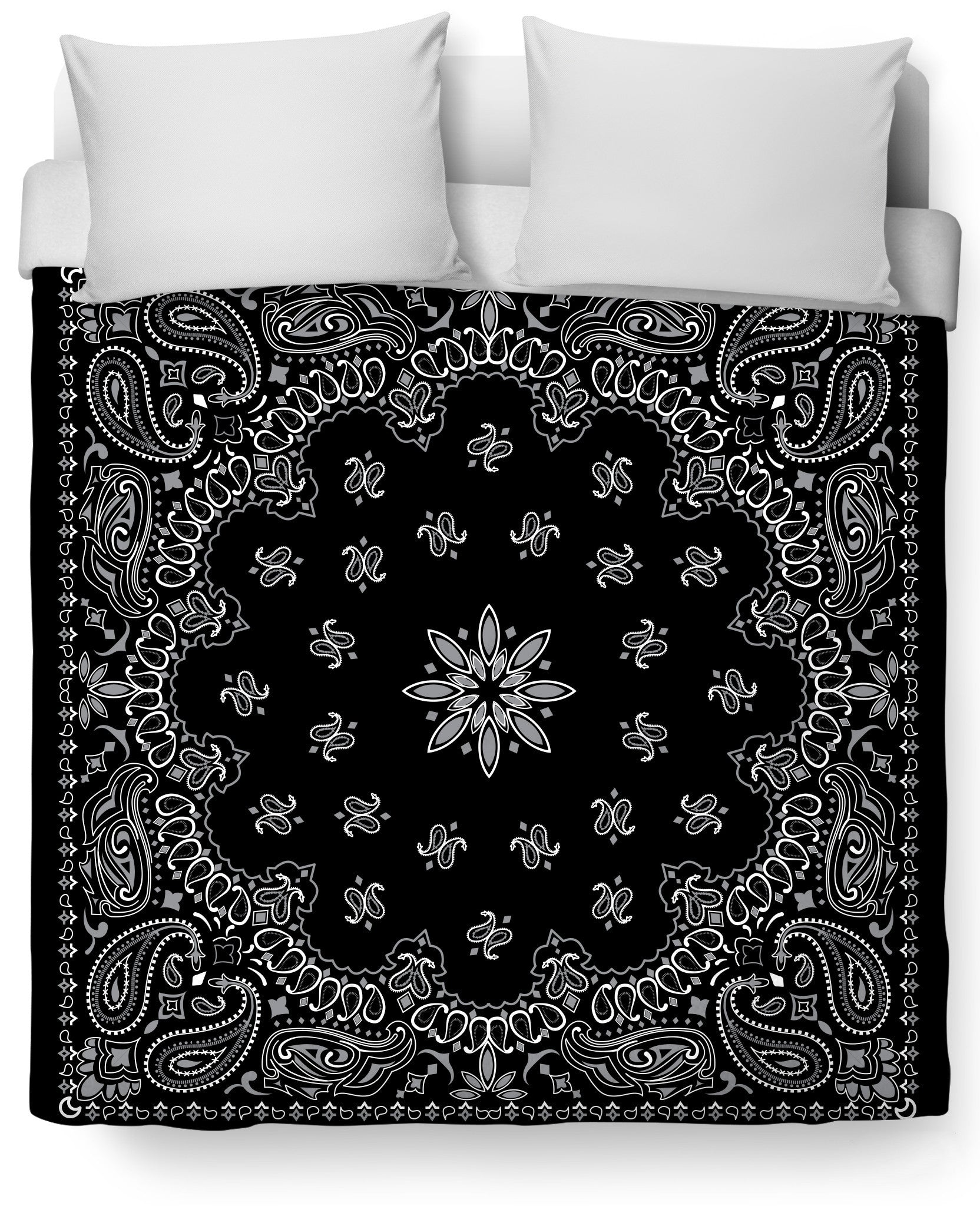 Bandana Duvet Cover - TShirtsRUS.co