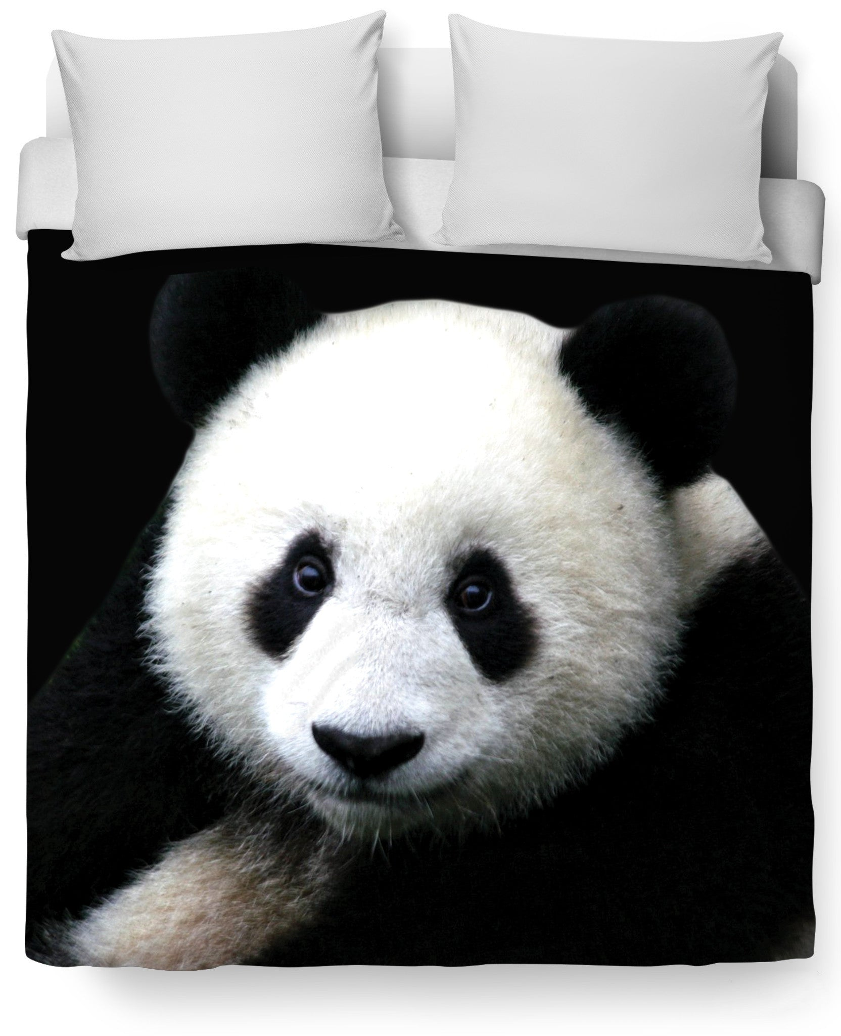 Panda Duvet Cover - TShirtsRUS.co