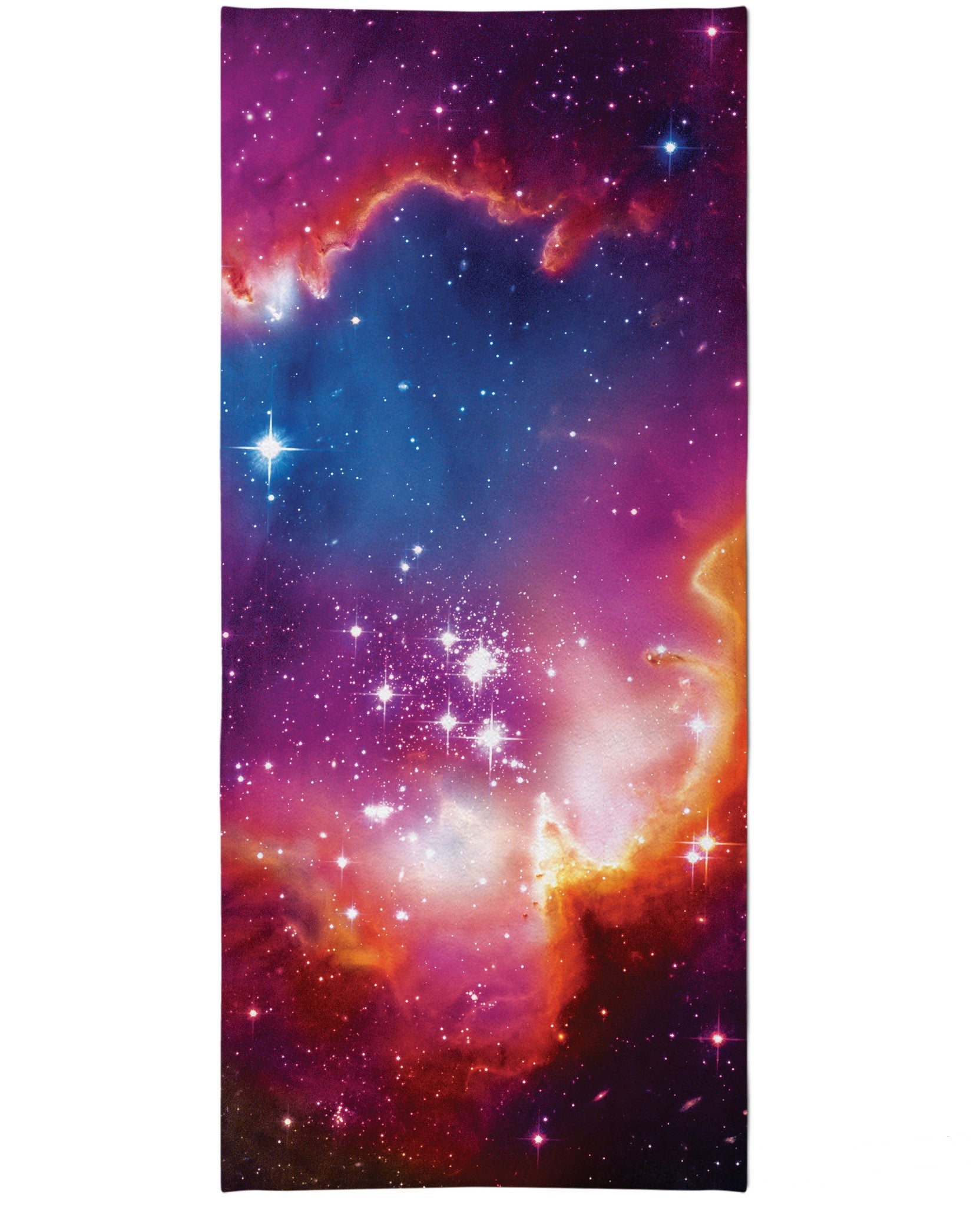 Cosmic Forces Beach Towel - TShirtsRUS.co